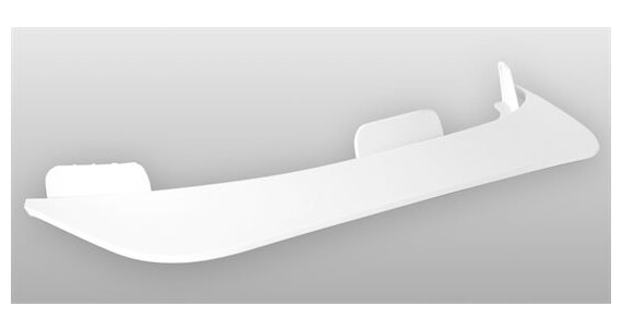 TSG Evolution Visor ABS White (160)